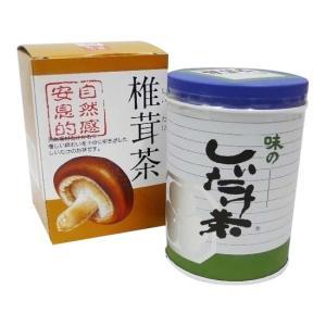マン・ネン しいたけ茶(カートン) 80g×60個セット 0001011|kazukobo-vip