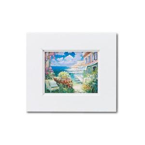 ユーパワー マルコ マヴロヴィッチ アートフレーム 「目覚めのキス」 Sサイズ MM-02506|kazukobo-vip