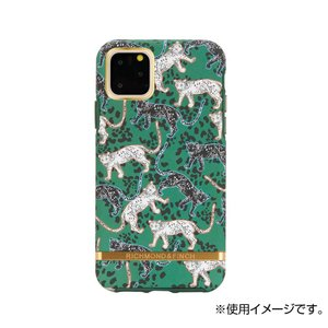 Richmond & Finch(リッチモンド&フィンチ) iPhone 11 Pro FREEDOM CASE アニマル Green Leopard RF17978i58R 予約商品 |kazukobo-vip