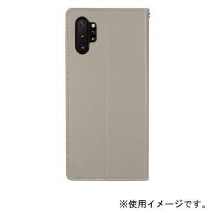 Skin Player Galaxy Note 10+ Trenther View グレーベージュ SKP18374GN10P|kazukobo-vip