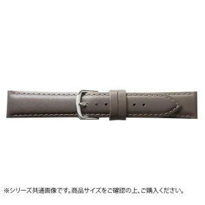 BAMBI バンビ 時計バンド 牛革 グレー(美錠:白) BCA050GR|kazukobo-vip