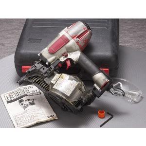 マックス MAX 65mm コイルネイラ CN-565CG 釘打機 エアー工具 木工  KZ31-128|kazukobo-vip