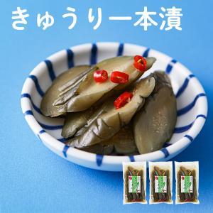 きゅうり一本漬×3袋|kazuno-love