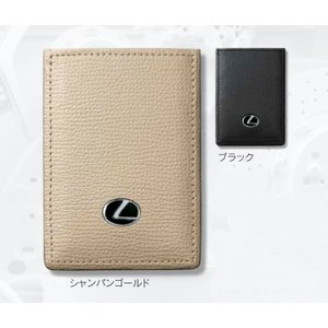 レクサス純正 カードキーケース (Daily Use Leather Collection・イタリアンレザー) LS/GS/IS/NX/RC/HS/RX/CT/LX|kazz