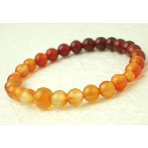 数珠 念珠 腕輪数珠 ブレス  グラデーション 瑪瑙 めのう kb-hayashi