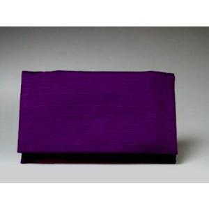 数珠袋 念珠袋 数珠入れ 紬 つむぎ 紫|kb-hayashi