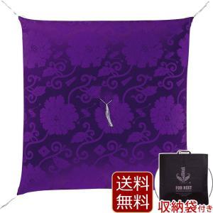 仏壇用座布団 カロヤンドンス 紫|kb-hayashi