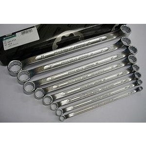 STAHWILLE スタビレー 10度 メガネレンチセット 8ピース 23/8|kb1tools-1