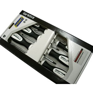 HAZET ハゼット ドライバーセット 6ピース ポルシェバージョン 810/6-PD