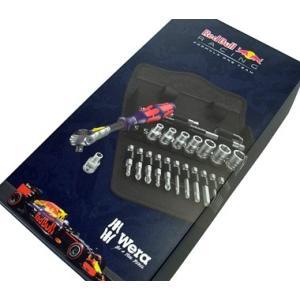 Wera ベラ/Red Bull レッドブル Zyklop サイクロップ 1/4 ソケットレンチセット 28ピース|kb1tools-1