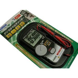 Kaise カイセ デジタルマルチテスター 超うす型軽量 KU-1199|kb1tools-1