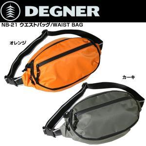 DEGNER NB-21 ウエストバッグ/WAIST BAG デグナー|kbc-mart