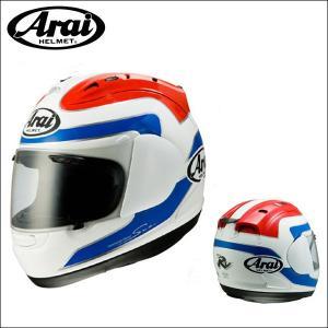 アライ RX-7 RR5 スペンサー トリコロール  SPENCER TRICOLOR フルフェイスヘルメット |kbc-mart