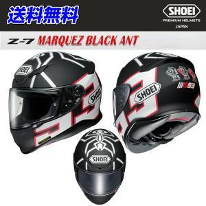 SHOEI/ショウエイ Z-7 MARQUEZ BLACK ANT ゼットセブン マルケス ブラック アント バイク用フルフェイスヘルメット