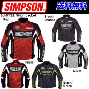 SIMPSON SJ-6132 Nylon Jacket ナイロンジャケット シンプソン|kbc-mart