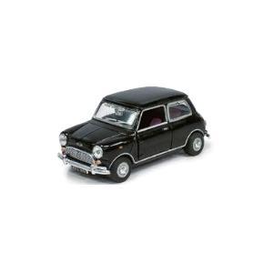 モデルカー 1/43 Cararama/カララマ ミニクーパー  ブラック