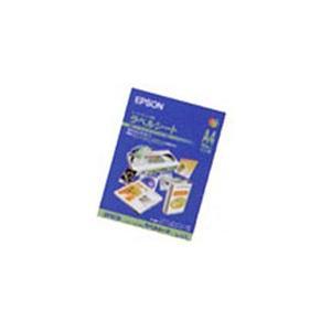 EPSON スーパーファイン専用ラベルシート A4サイズ 10枚入り MJA4SP5|kbr-shop