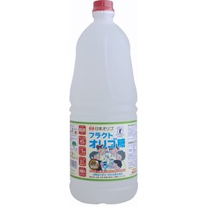 [トクホ]日本オリゴの フラクトオリゴ糖 2480g|kbr-shop