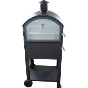 尾上製作所(ONOE) チャコールピザオーブン ピザストーン付 屋外用 ON-1773|kbr-shop