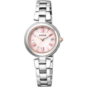[シチズン]CITIZEN 腕時計 wicca ウィッカ ソーラーテック電波時計 ハッピーダイアリー KL0-618-91 レディース kbr-shop