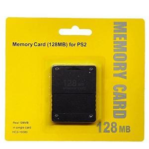 プレイステーション2 Playstation 2専用メモリーカードプレステ2(128MB) kbr-shop