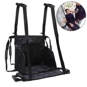 REAQER 介助シート 移乗シート 移乗補助用具 [介助者の負担軽減] (車椅子用)|kbr-shop