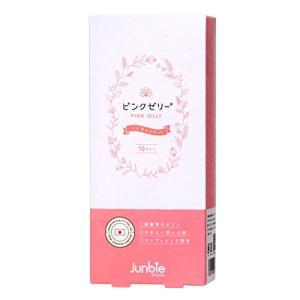 【正規品】ピンクゼリー 10本入り 専門家と共同開発 日本人女性に最適な量とpH値|kbr-shop