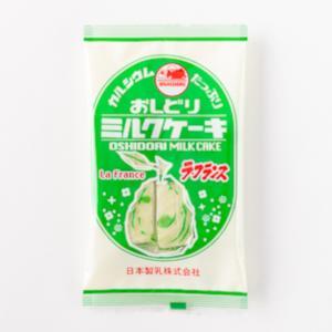 おしどりミルクケーキ(ラフランス味) 食べる牛乳 (山形 お土産)|kbs1093