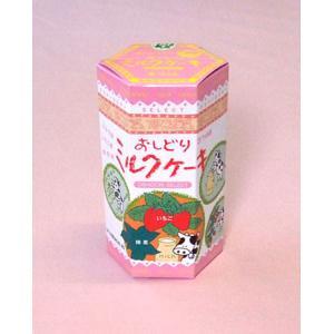 おしどりミルクケーキ(六角) 1ケース単位 (山形 お土産)|kbs1093