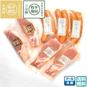 平田牧場ギフト 平牧三元豚肩ロース味噌漬け 10枚 (JM-...