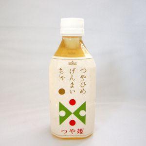 つやひめげんまいちゃ 1ケース(350ml×24本) 山形県産米使用 (山形 お土産) kbs1093