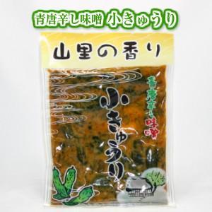青唐辛し味噌 小きゅうり (山形 お土産)|kbs1093