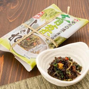 山形 青菜しぐれ (丸八やたら漬の青菜漬使用) (山形 お土産)|kbs1093