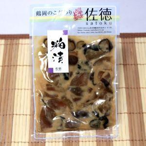 佐徳 きざみ粕漬 170g (山形 お土産)|kbs1093