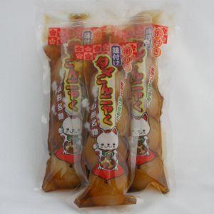『串付き』味付けタマこんニャく(1串4玉×10個) (山形 お土産)|kbs1093