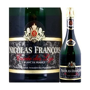 グラシアン・エ・メイエ・キュベ・ニコラ・フランソワ・ブラン・ド・ブラン フランス  750ml 辛口 wine sparkling kbwine
