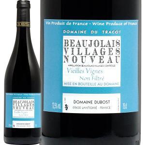 Domaine du Tracot Beaujolais Villages Nouveau Non ...