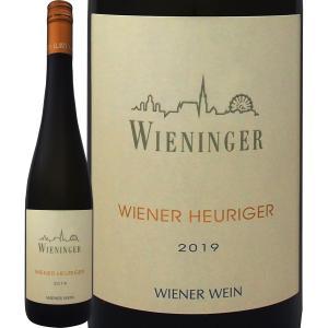 白ワイン オーストリア ヴィーニンガー・ホイリゲ 2017 Wieninger Heuriger wine|kbwine