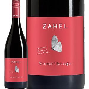 赤ワイン オーストリア ツァーヘル・ウィーナー・ホイリゲ・ツヴァイゲルト 2017 Zahel Wiener Heuriger Zweigeltwine|kbwine