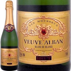 スパークリングワイン ヴーヴ・アルバン・ヴァン・ムスー・ブリュット wine sparkling kbwine