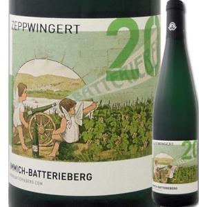 白ワイン ドイツ バッテリーベルク・ゼップヴィンゲルト・リースリング 2012 ドイツ  750ml ミディアムボディ 辛口 wine|kbwine