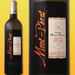 白ワイン シャトー・モン・ペラ・ブラン 2013フランス750mlミディアムボディ寄りのフルボディ辛口