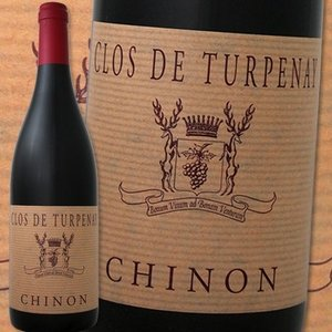 赤ワイン フランス  シャトー・ド・クーレーヌ シノン・クロ・ド・テュルプネイ 2012 フランス  750ml ミディアムボディ 辛口 ビオ wine kbwine