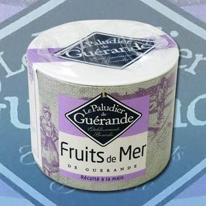 これが精製しない天然の『本当の塩』なんです フランス ブルターニュ産『ゲランドの塩 海の果実』 ラッ...