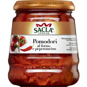 サクラ プラムトマトのアル・フォルノぺぺロン285g 瓶 ラッピング不可 ギフトBOX不可