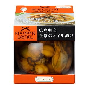 メゾンボワール 広島県産牡蠣のオイル漬け