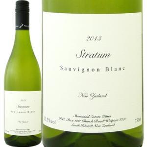 白ワイン ニュージーランド シャーウッド・エステート・ストラタム・ソーヴィニヨン・ブラン 2015 wine kbwine