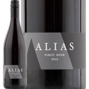 エイリアス カリフォルニア ピノ ノワール2017アメリカ赤ワイン750ml辛口 wine Amer...