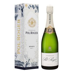 スパークリングワイン ダイアモンド・トロフィー受賞 ポール・ロジェ・ブリュット・レゼルヴ Pol Roger Brut Reserve Champagne wine spark… 京橋ワイン 赤 白 セット wine