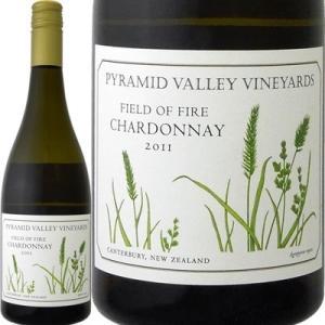 白ワイン ニュージーランド ピラミッド・ヴァレー・ヴィンヤーズ フィールド・オブ・ファイア・シャルドネ 2011 kbwine